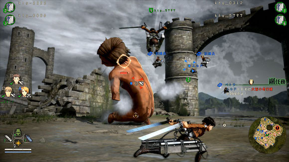 Attack on Titan 2 Mac Torrent