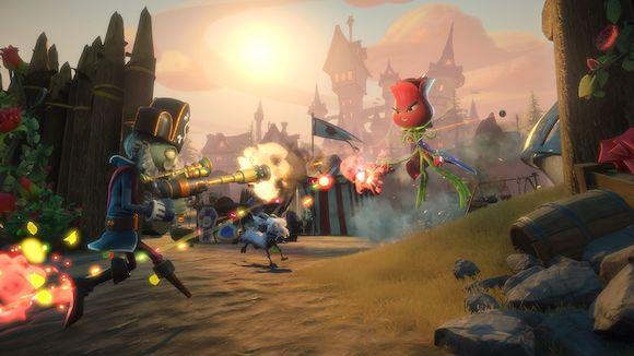 Plants vs. Zombies Garden Warfare 2 Mac Torrent