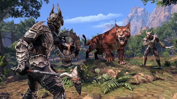 The Elder Scrolls Online Mac Torrent