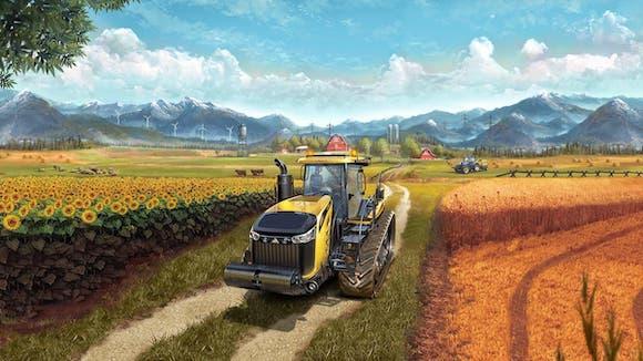 Farming Simulator 17 Mac Torrent