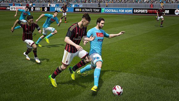 FIFA 15 Mac Torrent
