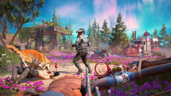 Far Cry New Dawn Mac Torrent