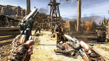 Call of Juarez Gunslinger Mac Torrent
