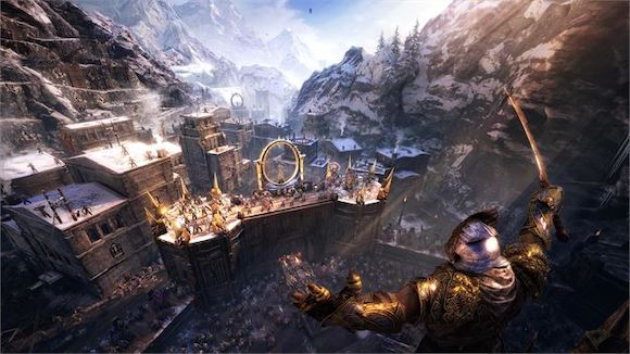 Middle Earth Shadow of War Mac Torrent