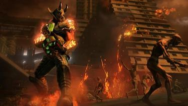 Saints Row Gat Out of Hell Mac Torrent
