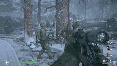 Call of Duty WWII Mac Torrent