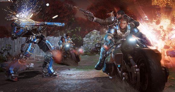 Gears of War 4 Mac Torrent